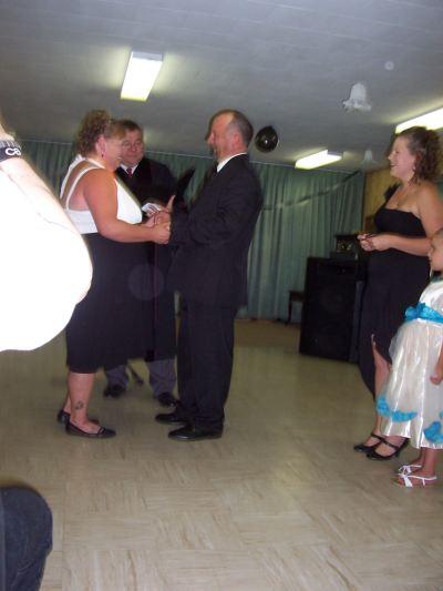 Cornhill nursery wedding
